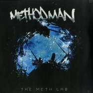 THE METH LAB (CRYSTAL BLUE 2X12 LP)