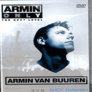 ARMIN ONLY, THE NEXT LEVEL (DVD)
