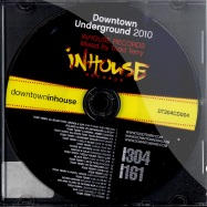 INHOUSE MIXED BY TODD TERRY (CD)