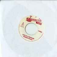 LOVE IS A TREASURE / I CANT STAND IT (7 INCH)