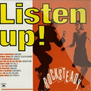 LISTEN UP! - ROCKSTEADY (LP)