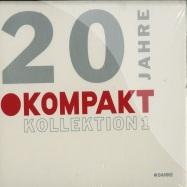 20 JAHRE KOMPAKT / KOLLEKTION 1 (2CD)