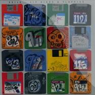 ZIP DISKS & FLOPPIES (GREEN VINYL LP)