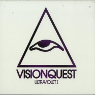 VISIONQUEST ULTRAVIOLET I (3XCD)