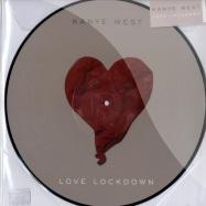 LOVE LOCKDOWN / PICTURE DISC