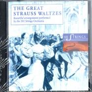 GREAT STRAUSS WALTZES (CD)
