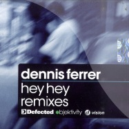 HEY HEY REMIXES (MAXI CD)