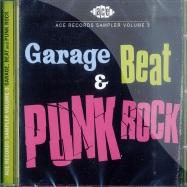 GARAGE ,BEAT AND PUNK ROCK (CD)