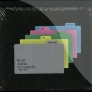 MUTE AUDIO DOCUMENTS 1978 - 1984 (10 X CD BOX)