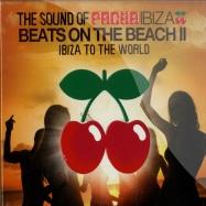 BEATS ON THE BEACH II - IBIZA TO THE WORLD (2CD)