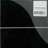 MINUS MINMAX (CD)