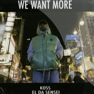 WE WANT MORE (LP)