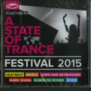 A STATE OF TRANCE FESTIVAL 2015 (2XCD)