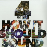 HOW IT SHOULD SOUND VOLUME 4 (LP)