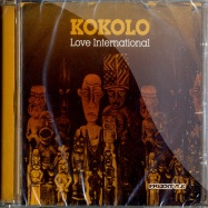 LOVE INTERNATIONAL (CD)