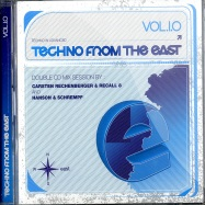 TECHNO FROM THE EAST (2X CD)