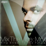 MIX THE VIBE: MR.V (CD)