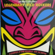 KEB DARGE & LITTLE EDITHS - LEGENDARY WILD ROCKERS (CD)