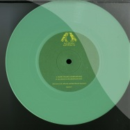 MORE TROUBLE / DA SOUN A EAR (LTD GREEN 7 INCH VINYL)