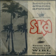 SKA FROM THE VAULTS OF WIRL RECORDS (CD)