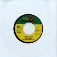 THE WAY I LOVE YOU (7 INCH)