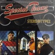 STEREOTYPEZ (2X12 INCH)