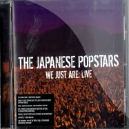 WE JUST ARE: LIVE (CD)