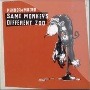 SAME MONKEYS DIFFERENT ZOO (CD)
