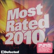 MOST RATED 2010 (3X CD , UNMIXED)