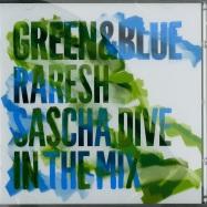 GREEN & BLUE 2011 (2XCD)