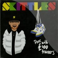 POOR WITH £100 TRAINERS (CD)