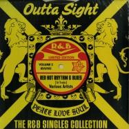 THE R&B SINGLES COLLECTION LP VOL.2 (LP)