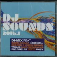 DJ SOUNDS 2016.1 (2XCD)