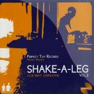SHAKE-A-LEG VOL.2 (LTD 2X12 LP)