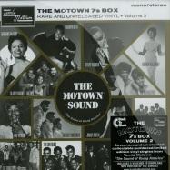 THE MOTOWN 7S BOX VOL. 2 (7X7 INCH BOX + MP3)