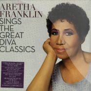 ARETHA FRANKLIN SINGS THE GREAT DIVA CLASSICS (LP)