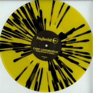 PREMONITION (YELLOW / BLACK SPLATTER VINYL)
