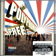 THE FRAGILE ARMY (CD+DVD)