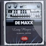 DE MAXX LONG PLAYER 15 (2XCD)