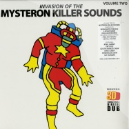 INVASION OF THE MYSTERON KILLER SOUNDS VOL. 2 (2X12 LP)