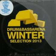 DRUM & BASS ARENA - WINTER SELECTION 2013 (2CD)