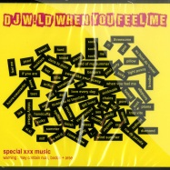 WHEN YOU FEEL ME (2XCD)
