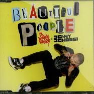 BEAUTIFUL PEOPLE (2 TRACK MAXI CD)