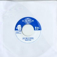 LORD, LIGHT & SALVATION (7 INCH)