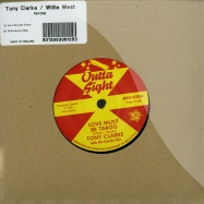 LOVE MUST BE TABOO / WILLIE KNOWS HOW (7 INCH)