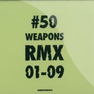50WEAPONSRMX01-09 (2XCD)