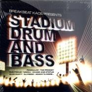 STADIUM DRUM & BASS (2XCD)