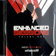 ENHANCED SESSIONS VOLUME 1 (2XCD)