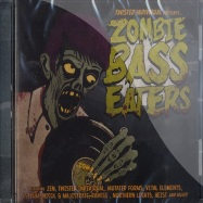 ZOMBIE BASS EATERS (CD)