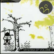 MYSTIKA EP VOL. 5 (CD)